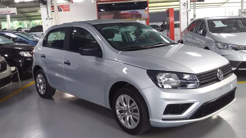 VOLKSWAGEN GOL 1.6 MSI MB5 4P MANUAL