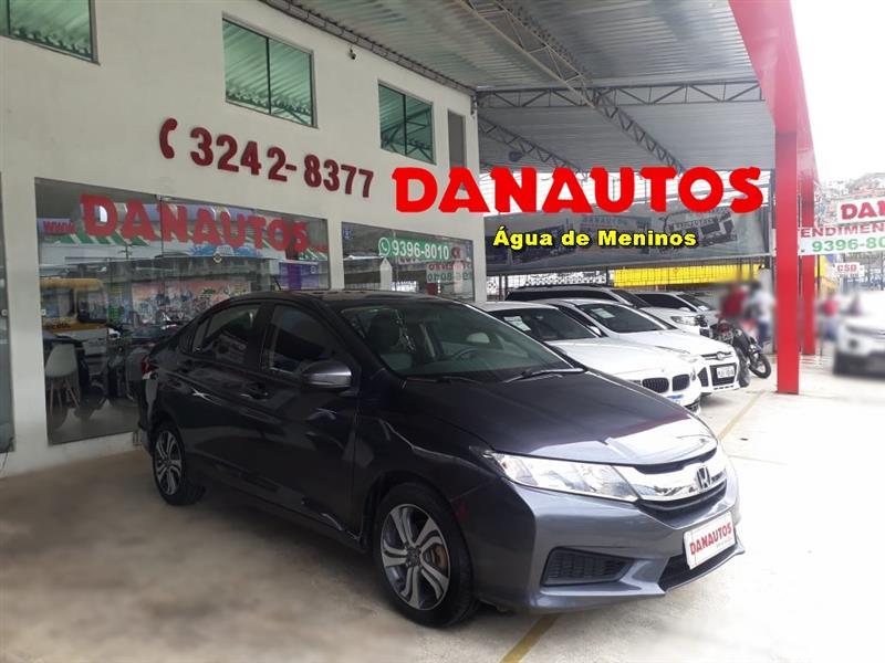 HONDA CITY 1.5 LX 16V FLEX 4P AUTO